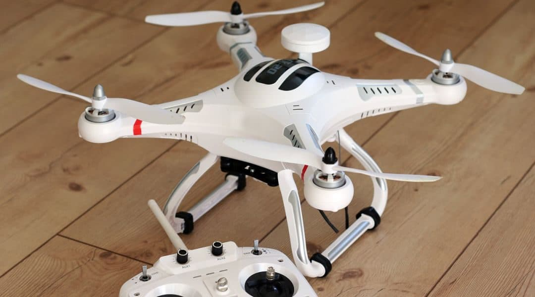 How to Fly a Drone Quadcopter
