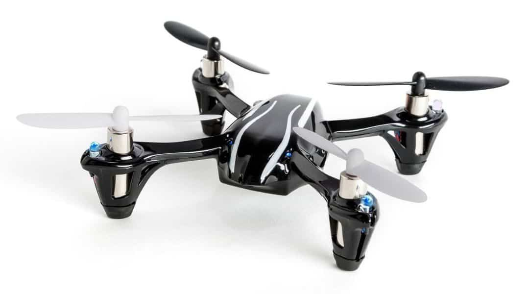 Quadcopter Hubsan X4 Review
