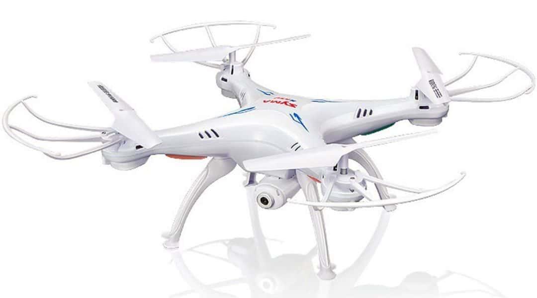 Quadcopter Syma X5SW Review