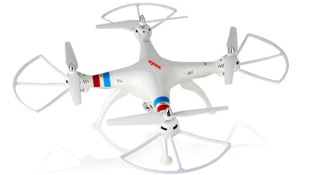 Quadcopter Syma X8C Review