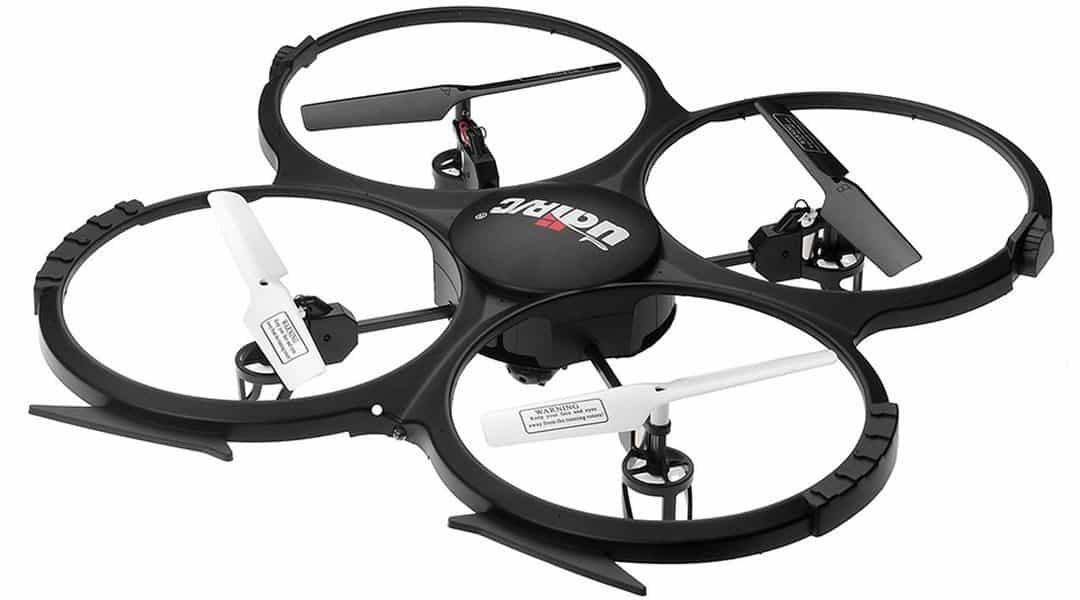 Quadcopter UDI 818A Review