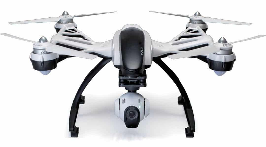 Quadcopter Yuneec Q500 Review