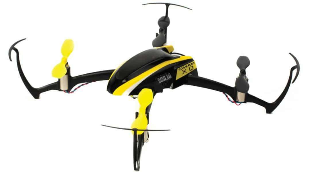 Quadcopter Blade Nano QX Review