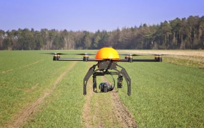Drones in Agriculture Applications