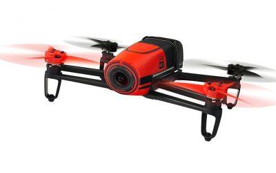 Quadcopter Parrott Bebop Review